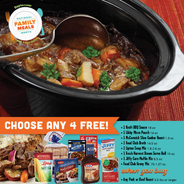Meal Deal: Slow Cooker Shortcut