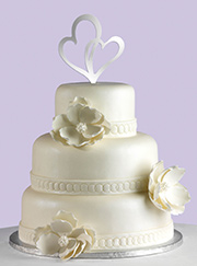 Bakery Wedding Cakes