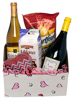 Butter up Sweetheart Gift Basket