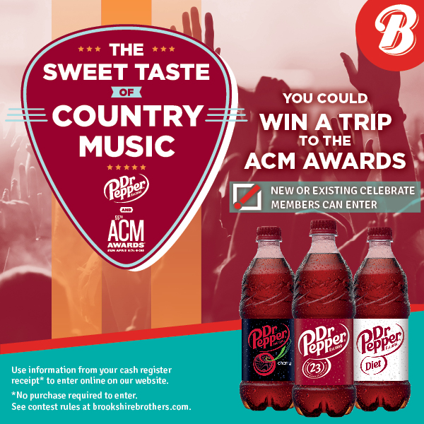 The Sweet Taste of Country Music Sweepstakes