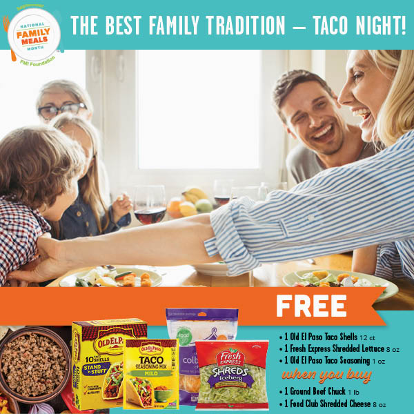 Meal Deal: Taco Night
