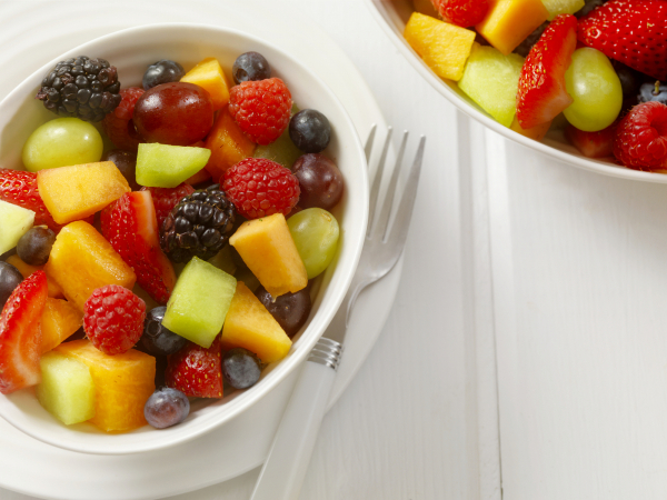 Summer Fruit Cut Bowl