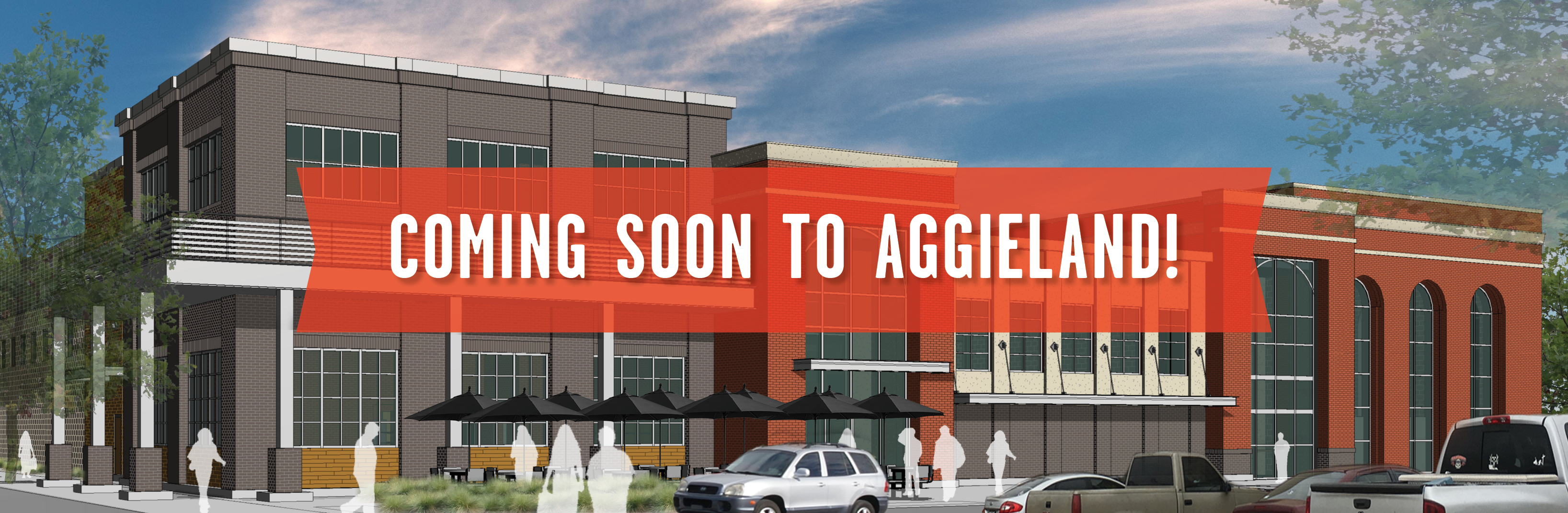 Built for Aggies - Brookshire Brothers Coming Soon