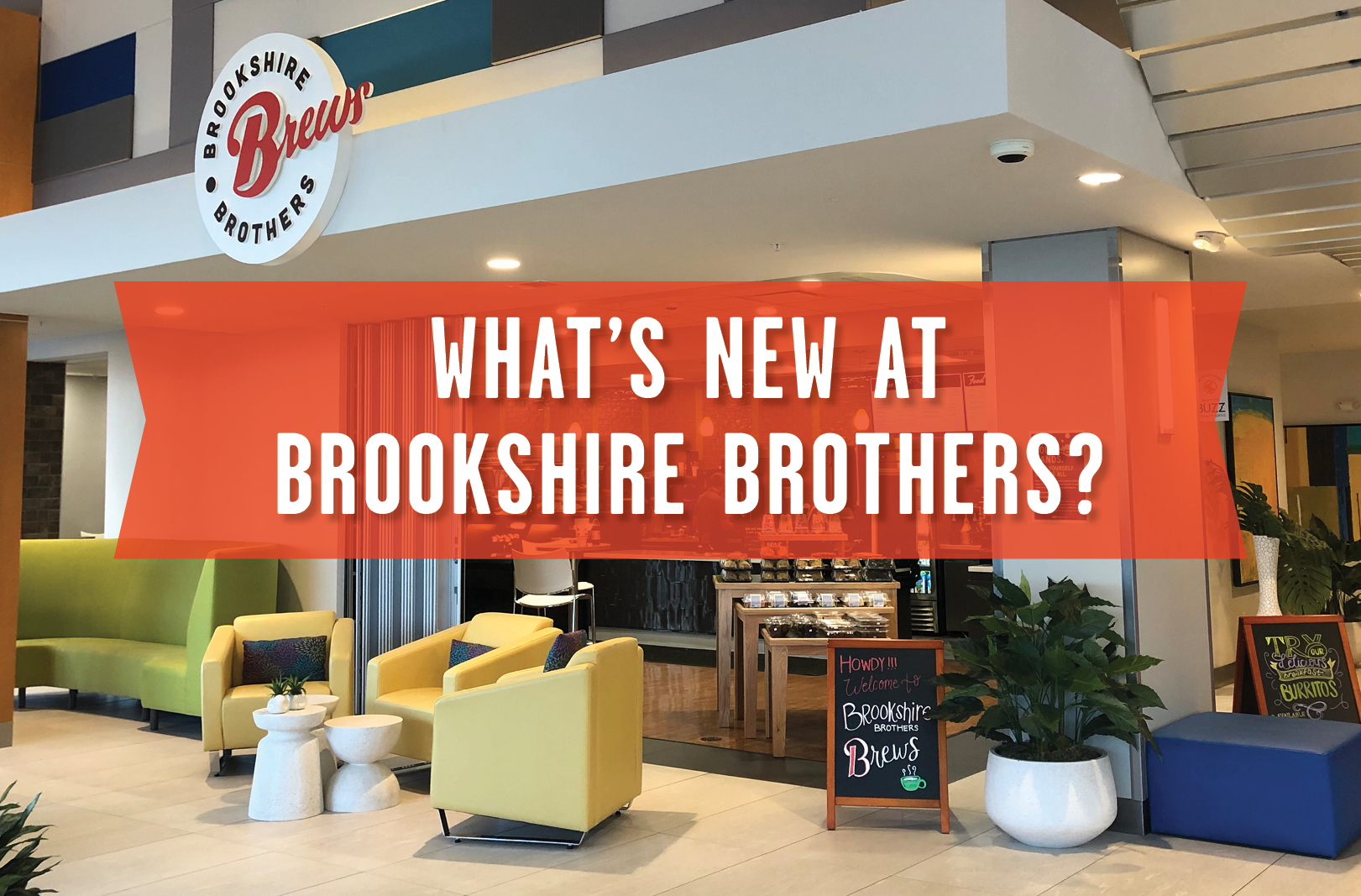 What's New At Bookshire Brothers