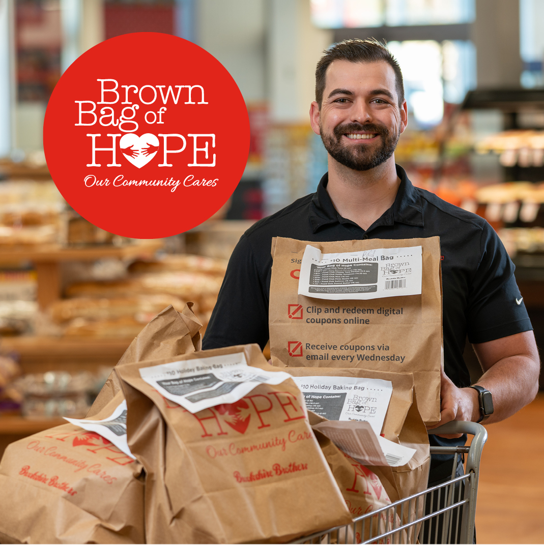 Brown Bag of Hope