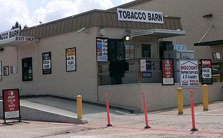 Tobacco Barn Brookshire Brothers