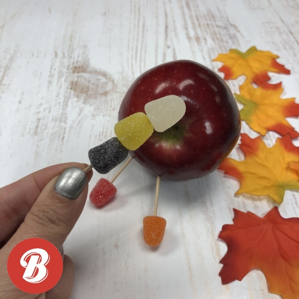 DIY Turkey Apple