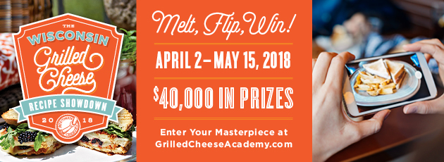 From April 2 through May 15, 2018, you could win up to $40,000 in prizes!